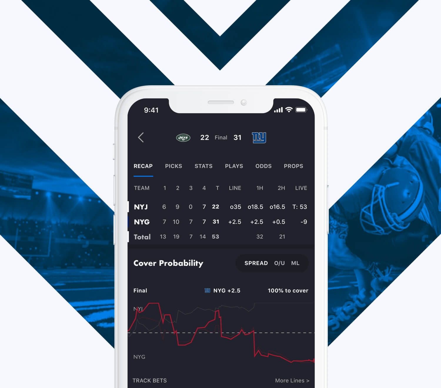 Free Betting Trends & Public Money | The Action Network