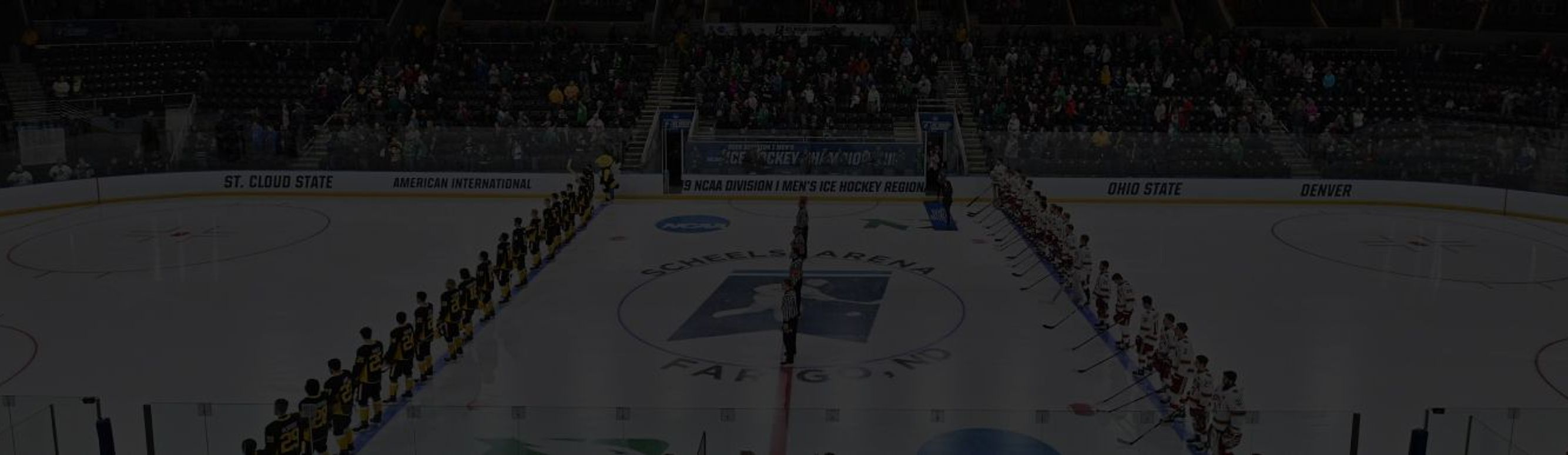 Scheels Arena in Fargo Header ND