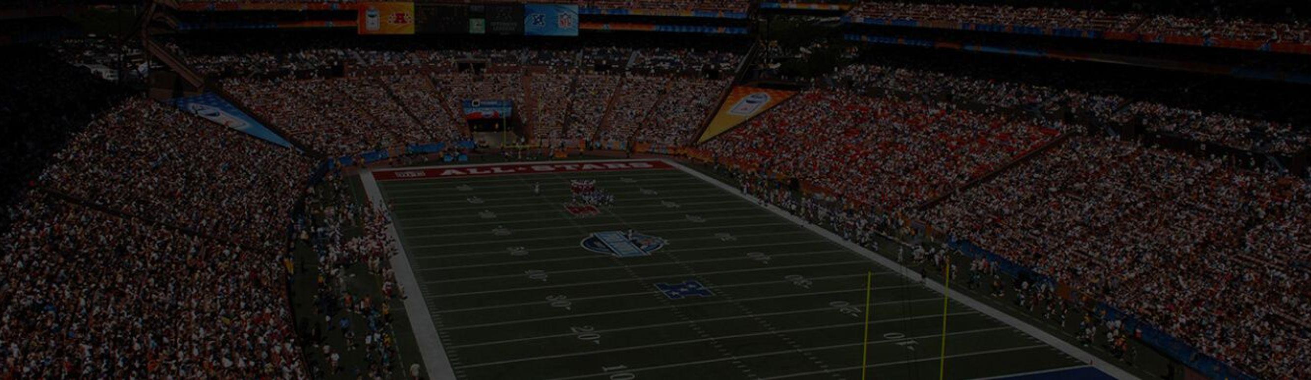 General view of Aloha Stadium