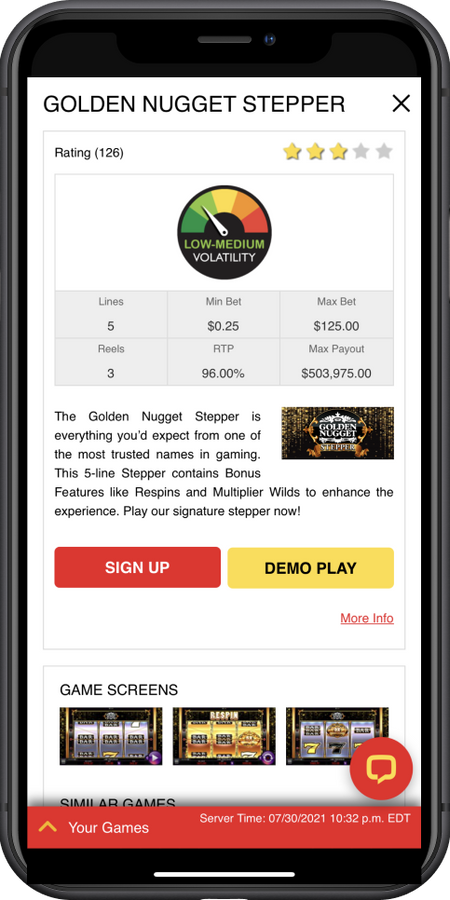 Casino App Image