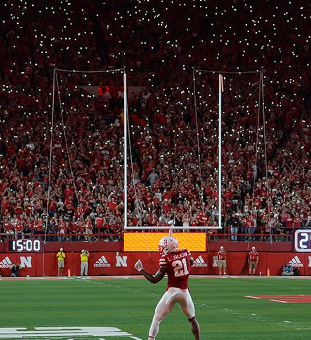 Nebraska stadium