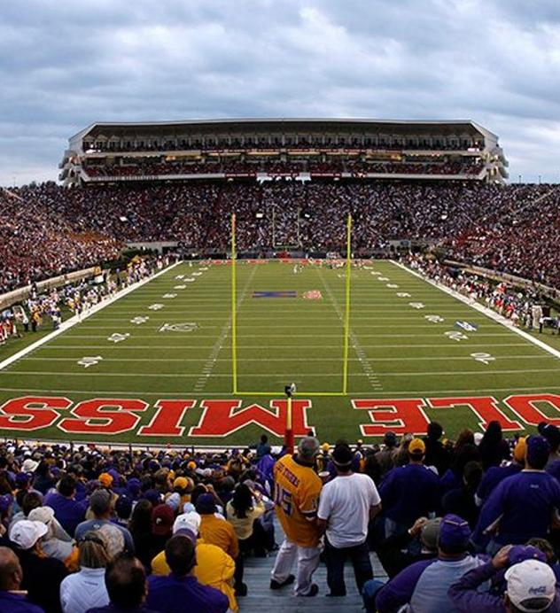 Mississippi stadium